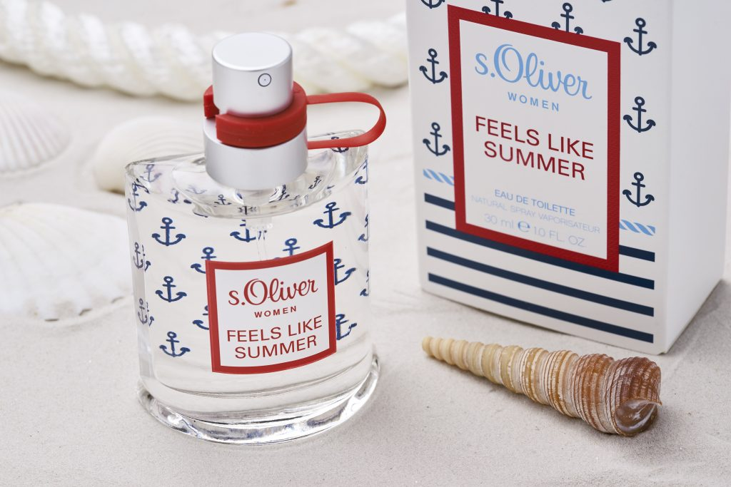 s.Oliver Feels Like Summer, nyári illat, rúzs és más