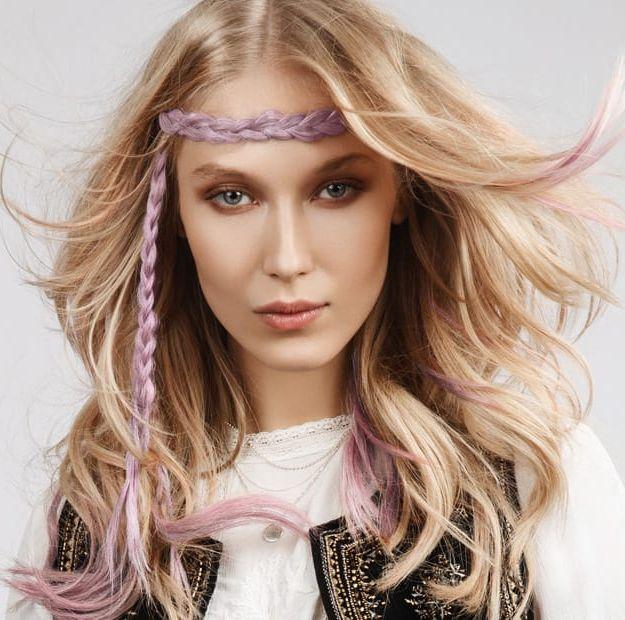 L'Oreal Professionnel Colorful Hair Flash, rúzs és más