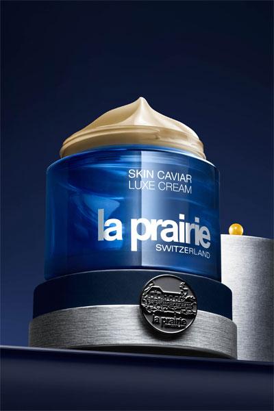 La Prairie Skin Caviar Luxe Cream, kaviár Premier, rúzs és más