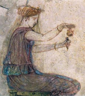 Parfümgyártás az ókori Rómában, illatakadémia, rúzs és más