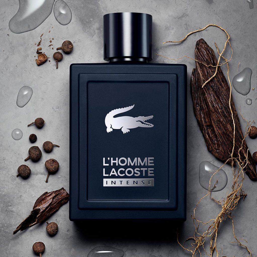 Lacoste L'Homme Intense, parfüm, illat, férfi illat, rúzs és más