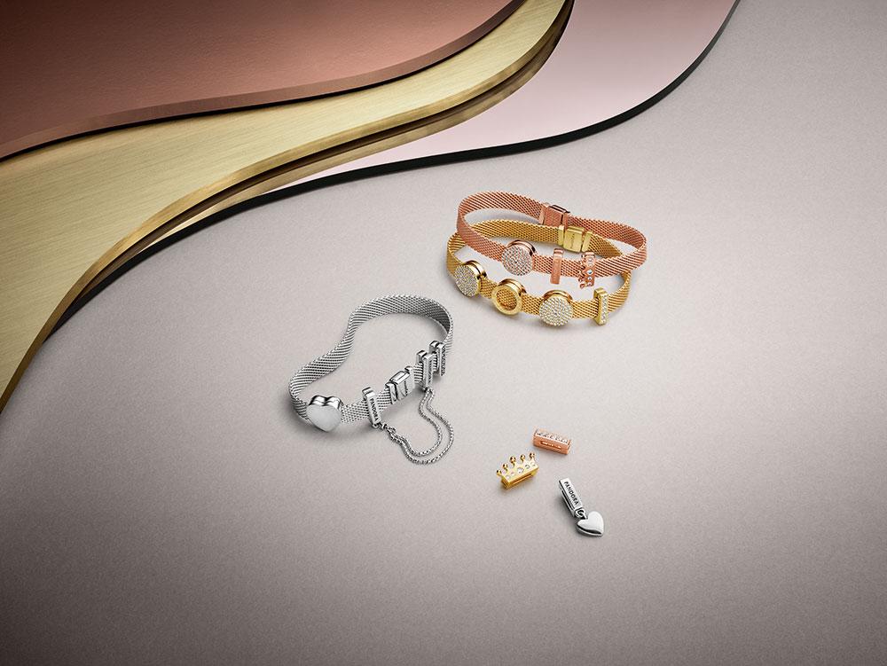 Pandora Reflexion, Purely Pandora, ékszer, rúzs és más