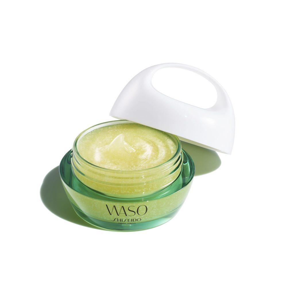 Shiseido Waso, ginza, Tokyo, maszk, Y, pakolás, rúzs és más