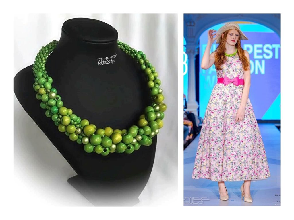 Eli B., koltai szilvi, ékszer, budapest fashion week, rúzs és más, candy collection