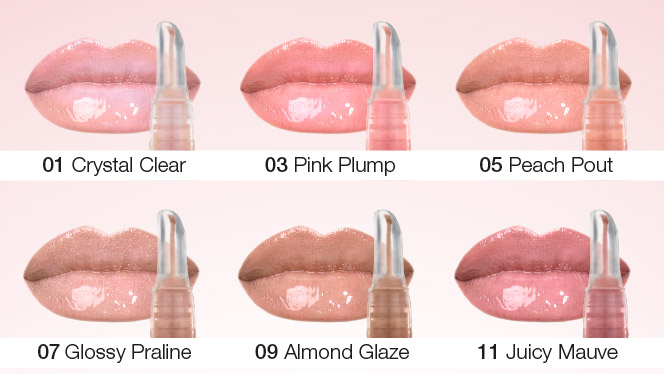 IsaDora Lip Booster plumping&hydrating gloss, ajakdúsító, szájfény, telt ajkak, rúzs és más
