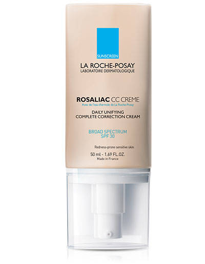 La roche-posay rosaliac tinted moisturizer