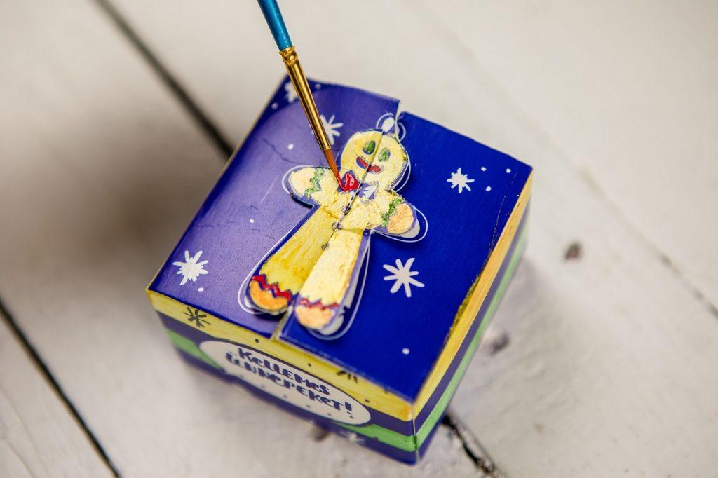 Sió limitált karácsonyi dobozok, DIY, csináld magad, kreatív, advent, rúzs és más