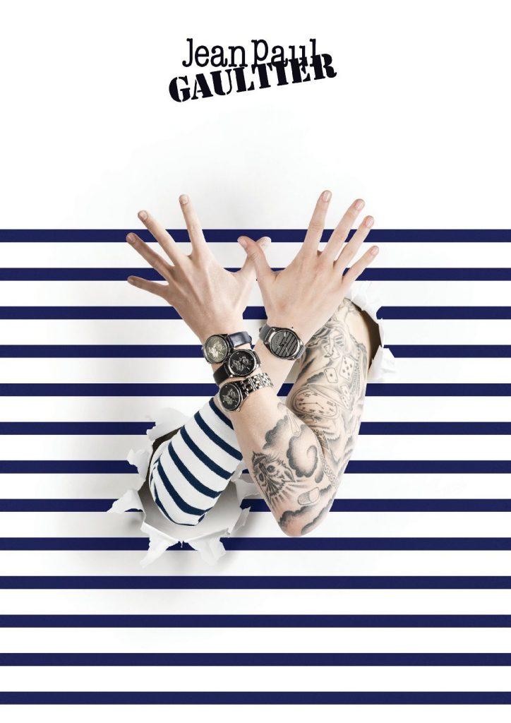 Fashionwatch, Jean Paul Gaultier karóra, forgalmazó, luxusmárka, rúzs és más