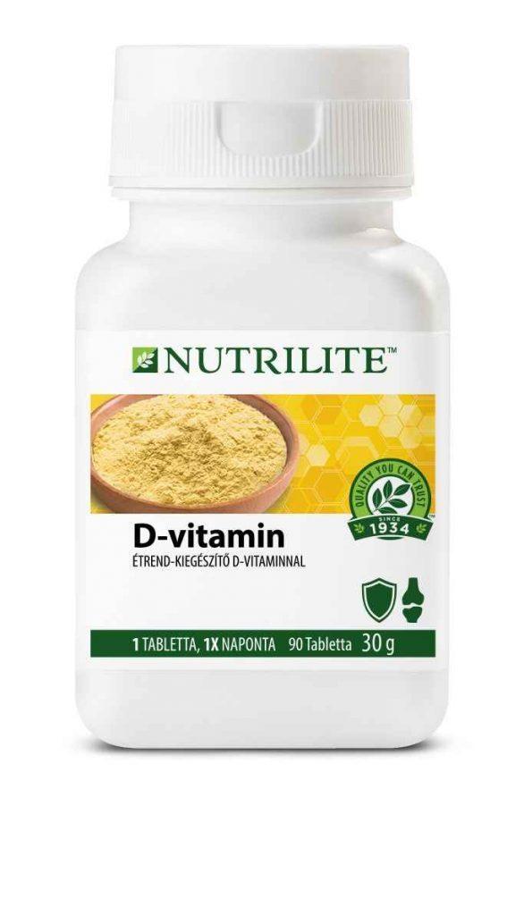 D-vitamin, nutrilite, amway, napvitamin, rúzs és más, étrendkiegészítő