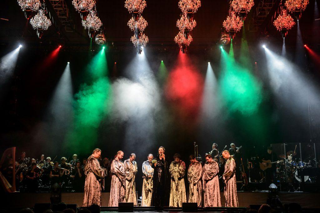 Gregorian, holy chants, MOM Sport, koncert, programajánló, rúzs és más