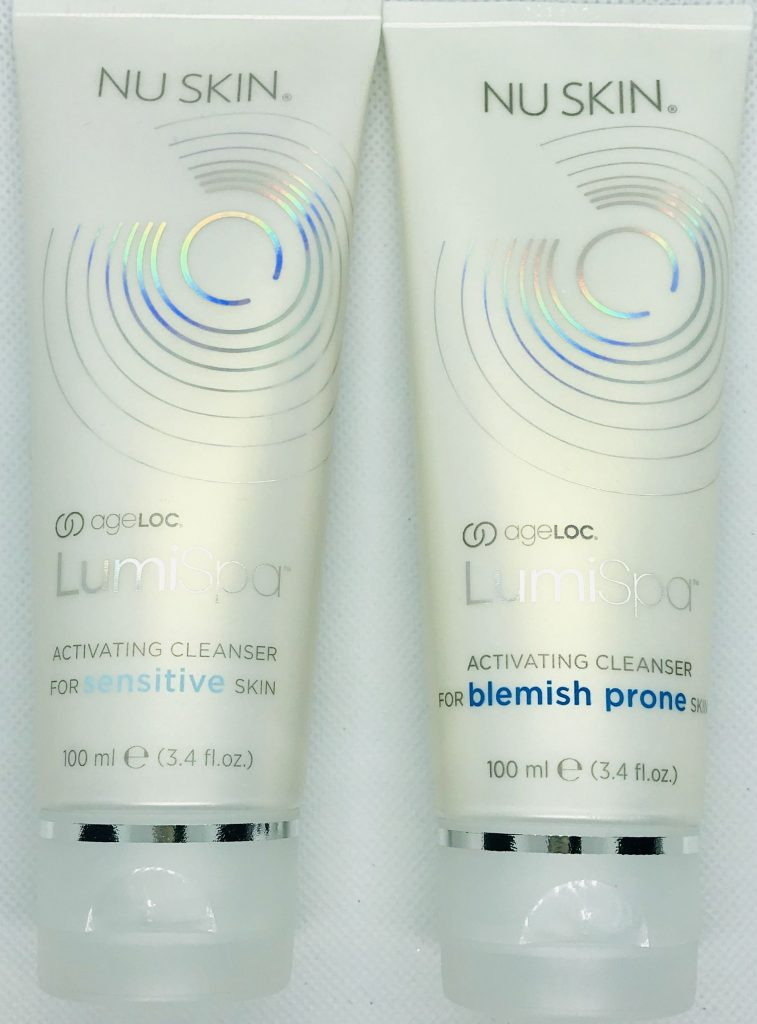 ageLOC LumiSpa Activating Cleanser for Sensitive Skin