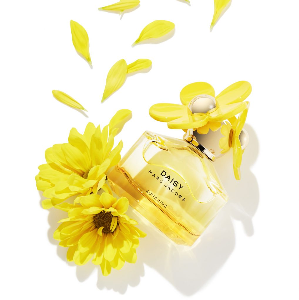 Daisy Marc Jacobs Sunshine, parfüm, napfény,, limitált, rúzs és más, illat