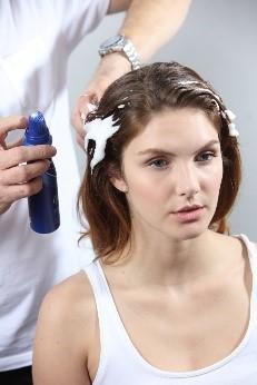 Nivea frizura hullámos haj, tipp, rúzs és más