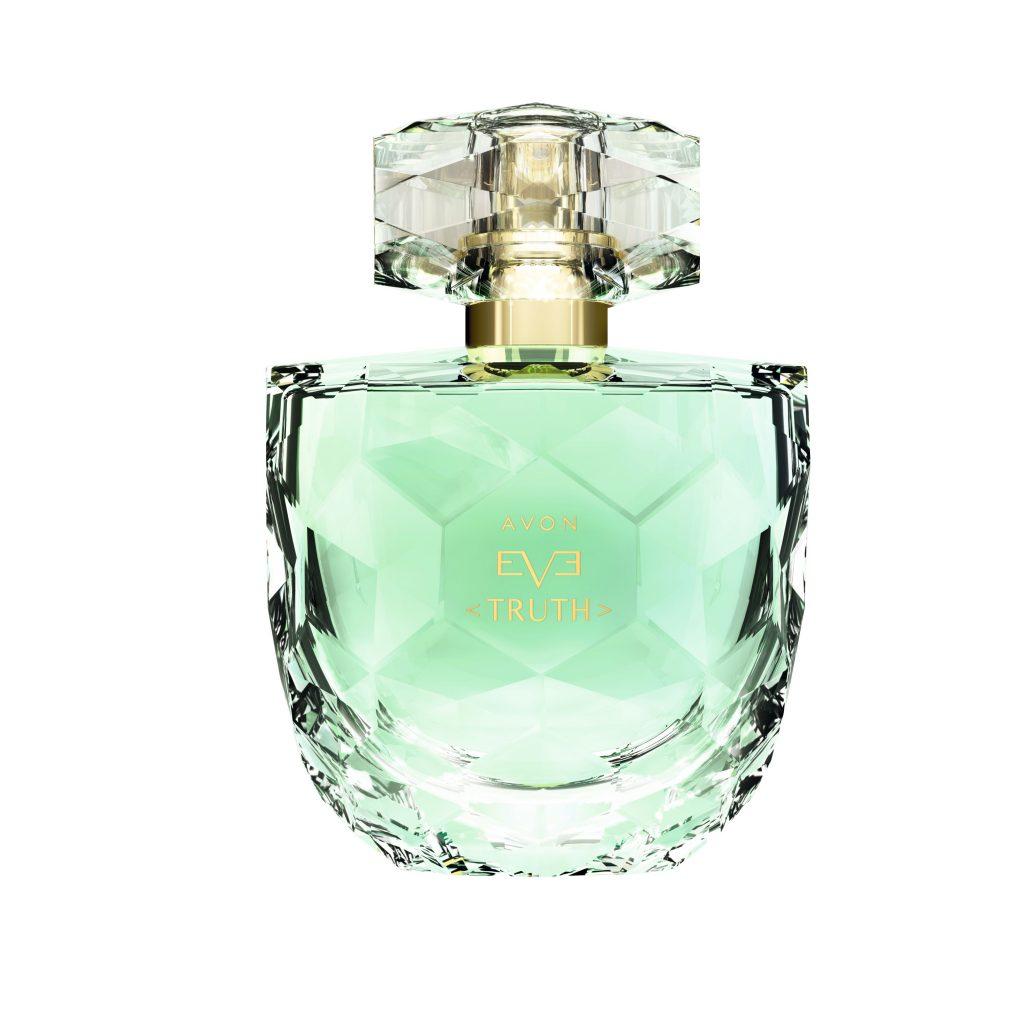 Eve Truth parfüm, Avon, Eva Mendes, illat, rúzs és más