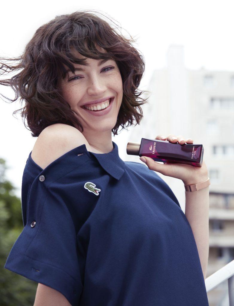 Lacoste pour Femme Elixir, edp, parfüm, rúzs és más