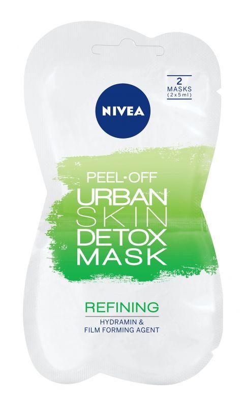 Nivea Urban Detox, agyag, clay, mélytissztító, méregtelenítő, rúzs és más