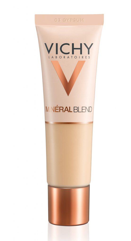 Vichy Minéralblend hidratáló alapozó, makeup, hidratáló, ásványi, rúzs és más