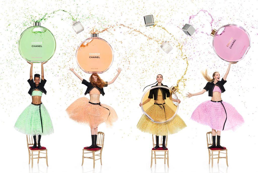 Chanel Chance Eau Tendre Eau de Parfum, Chance Eau Tendre edp, Olivier Polge, Chanel, illat, rúzs és más