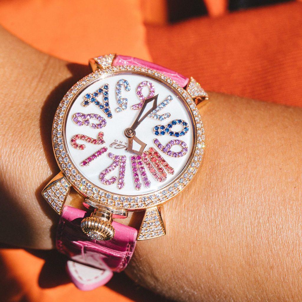 Gagá Milano, Neymar, watch, Fashionwatch, karóra, luxus, olasz dizájn, rúzs és más