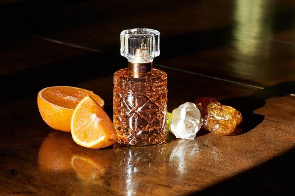 roberto cavalli, florence amber, parfüm, firenze, illat, toszkána, rúzs és más, perfume