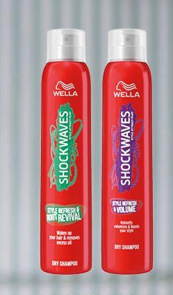 wella, shockwaves, hajformázó, hajformázás, frizura, haj, rúzs és más