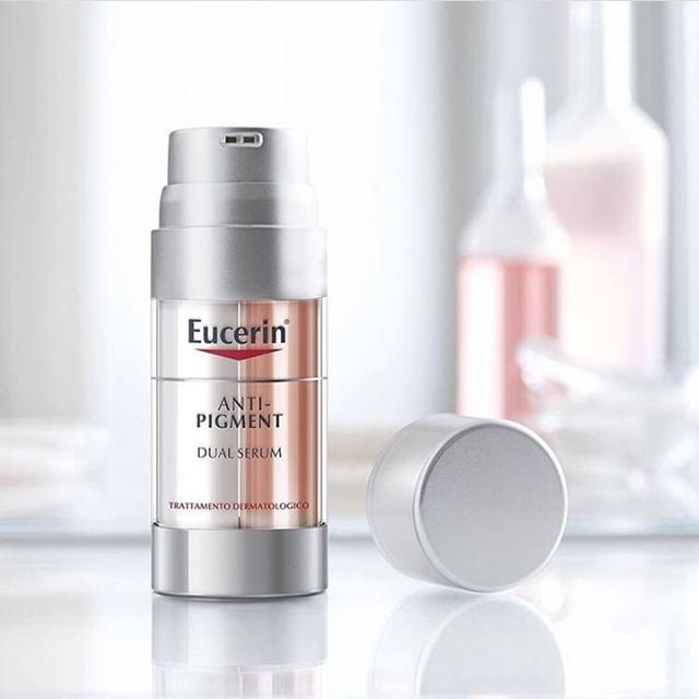 Eucerin, anti-pigment, folthalványító, pigmentfolt, halványítás, rúzs és más, arcápolás
