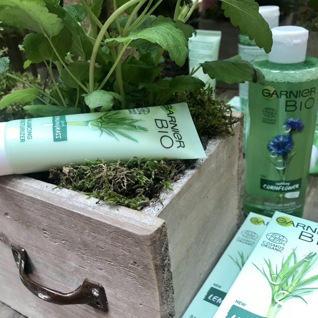 Garnier Bio, környezetkímélő, környezettudatos, minősített, ecocert, organikus, rúzs és más
