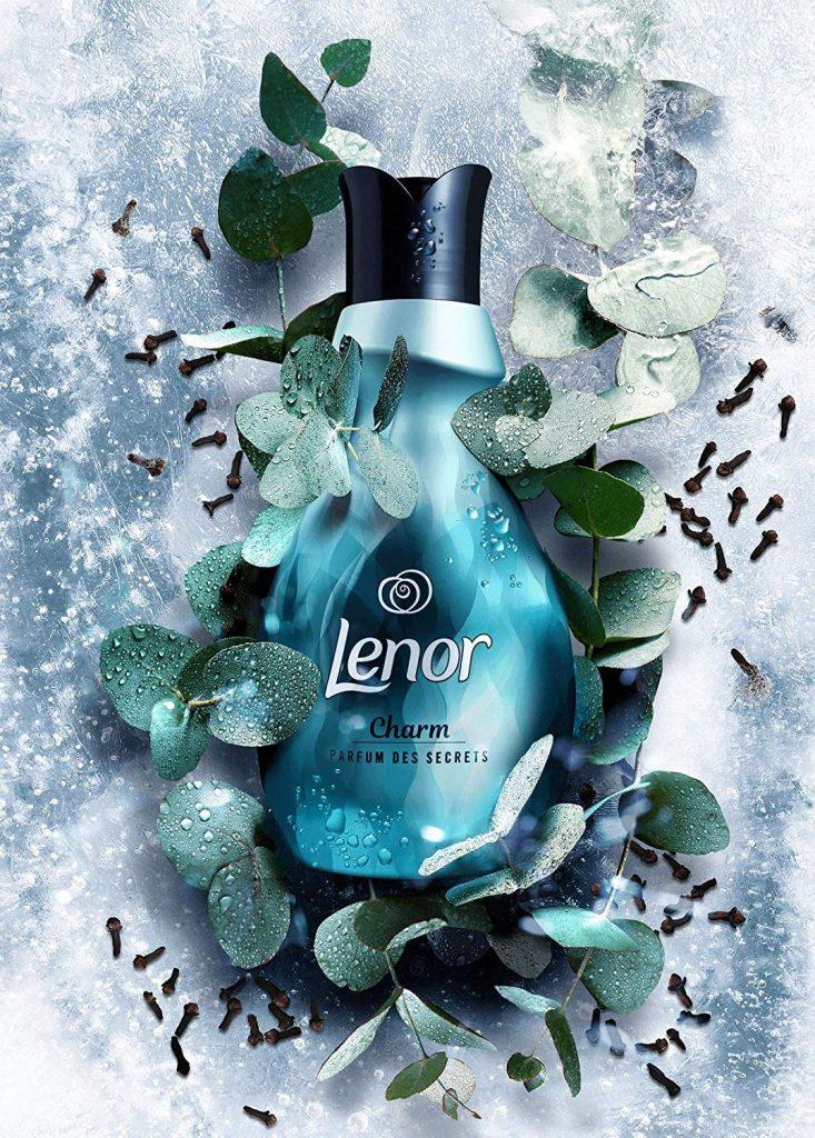 Lenor parfums des secrets, kollekció, öblítő, parfüm, parfümszakértő, tartós, rúzs és más