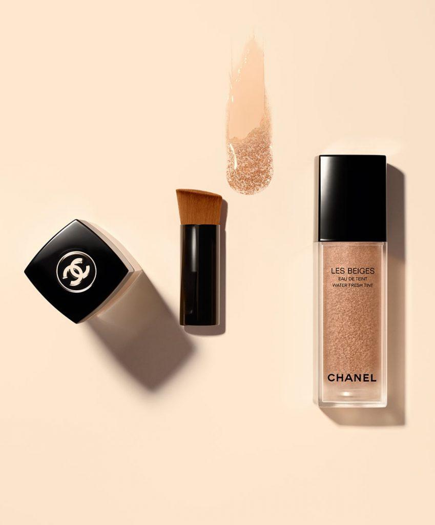 Chanel, Les beiges, nude, tavaszi kollekció, 2019, természetes, natúr, eau de teint, rúzs és más