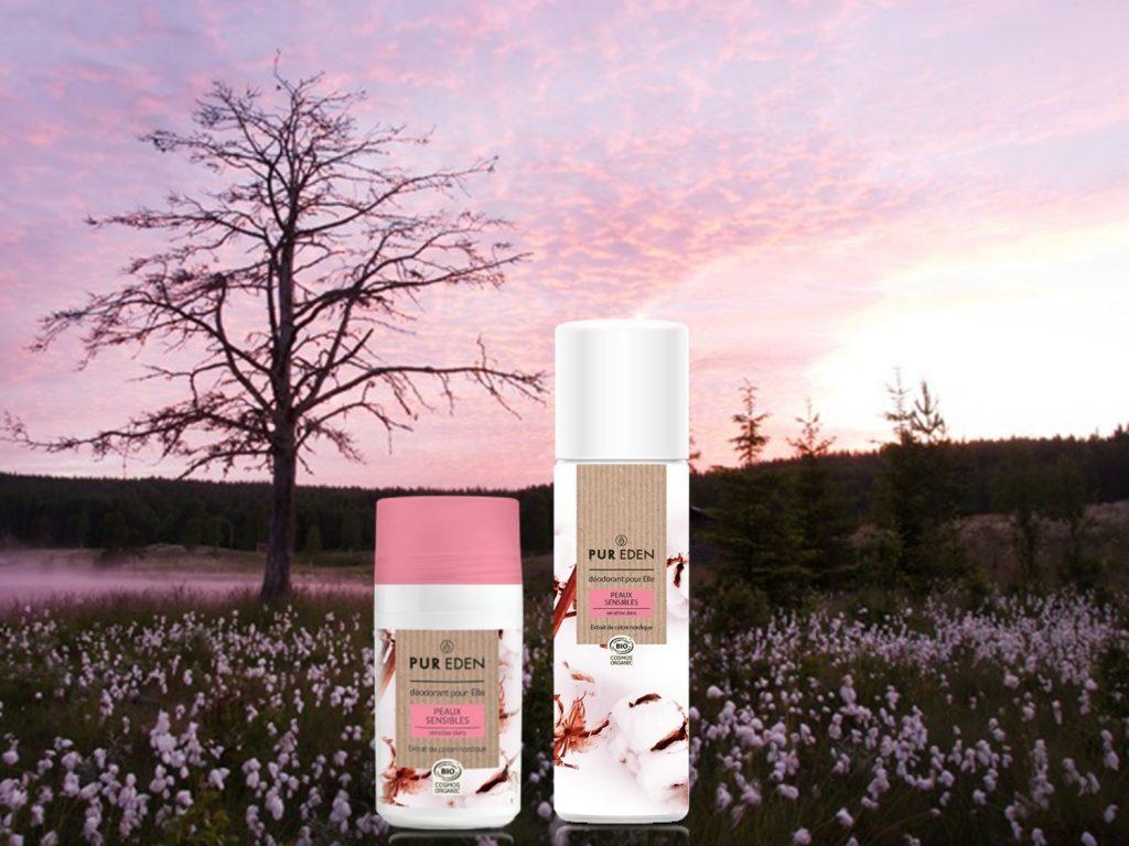 Pur Eden bio parfüm, bio dezodor, francia, természetes, biztonságos, rúzs és más