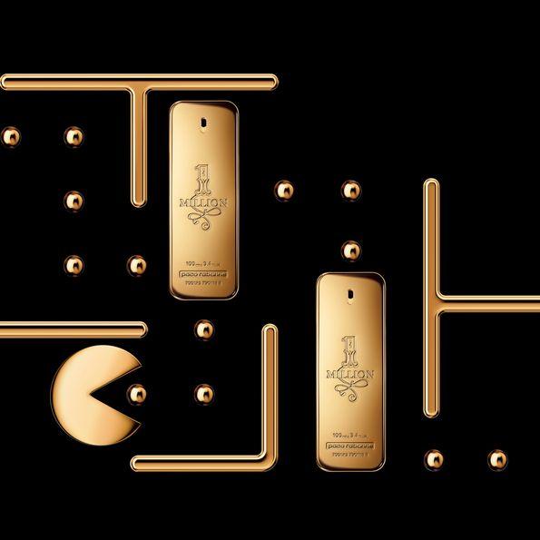 Paco Rabanne, Million, Lady Million, Pac-Man, gyűjtői kiadás, collector, limitált, parfüm, rúzs és más