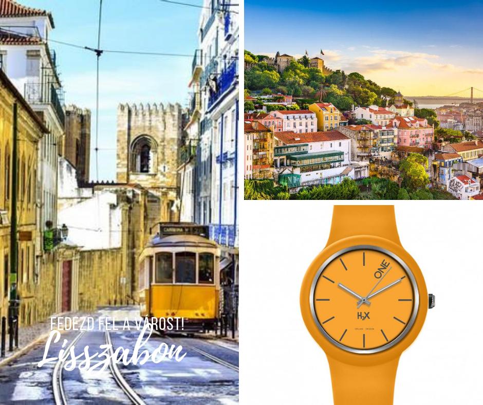 Fashionwatch, H2X, karóra, stílus, top 5, úticéél, városnézés, rúzs és más