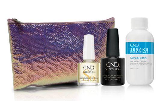 CND, nail lounge, sellőcsomag, vinylux, akció, promóció, rúzs és más