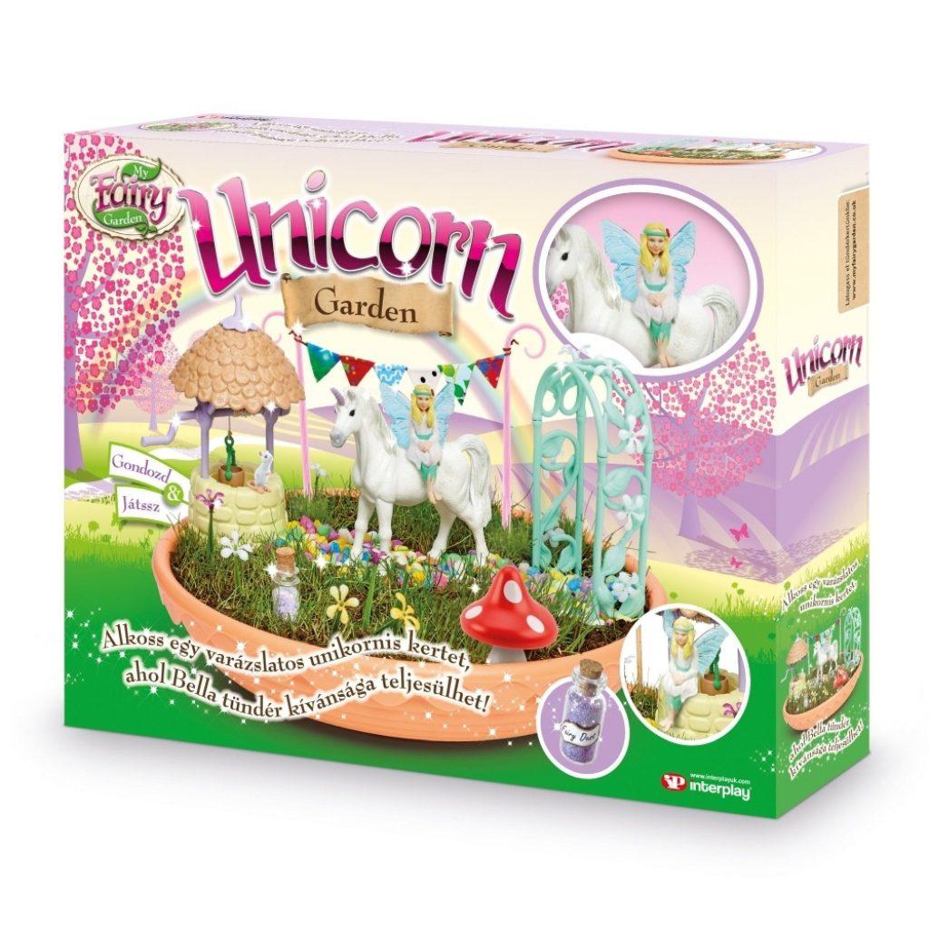 A My Fairy Garden koncepció egy kis természetet csempész a gyerekszobába, miközben a tündérmesék világába repíti a gyerekeket.