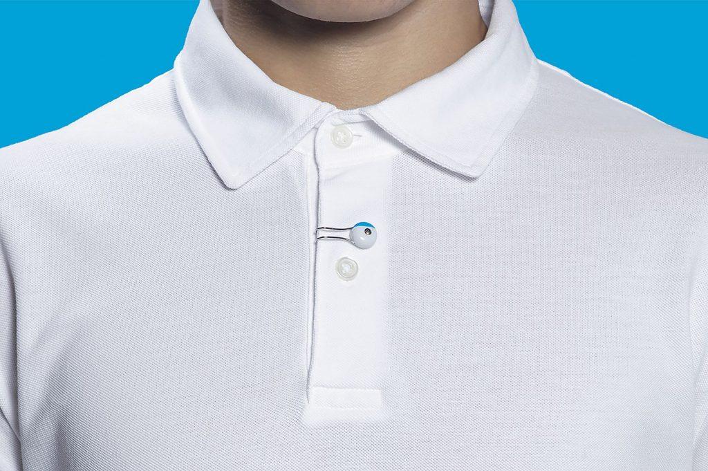 La Roche-Posay My Skin Track, UV sensor, napozás-biztonsági, érzékelő, napozás, UV, leégés, rúzs és más
