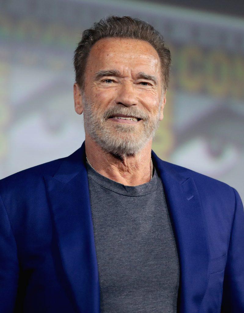 korosodó, hírességek, sztárok, szépen öregedő, öregedés, Arnold Schwarzenegger, rúzs és más