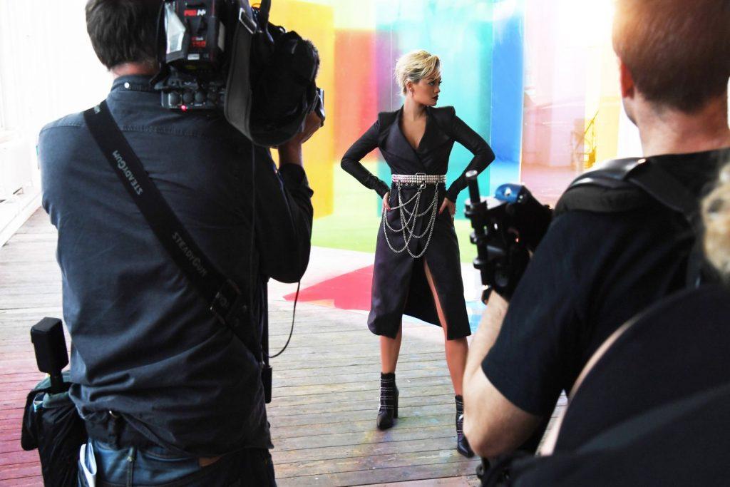 Rita Ora, Deichmann, őszi-téli kollekció, cipő, trend, rúzs és más