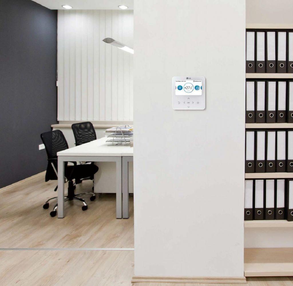 LG, iroda, klíma, optimális, hőmérséklet, légkondi, légkondícionálás, rúzs és más, teljesítmény