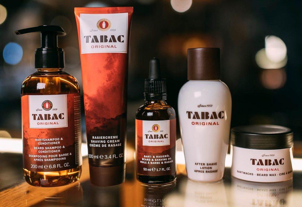 tabac, borotválkozás, szakállápolás, borbély, barber, szakáll, szakállolaj, original, rúzs és más