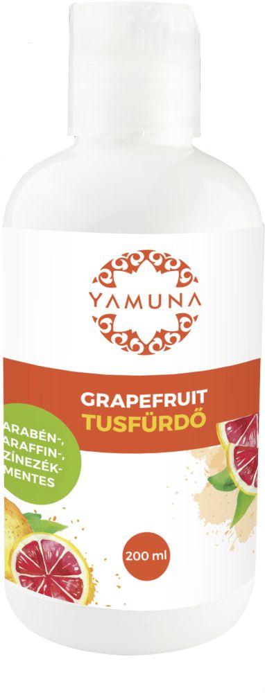 yamuna, grapefruit, testradír, frissítő, grépfrút, testápolás, testápoló, tusfürdő, rúzs és más