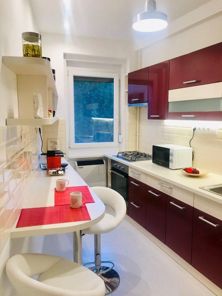 budapest hideout in style, accomodation, budapest, apartment, airbnb, rúzs és más, szállás