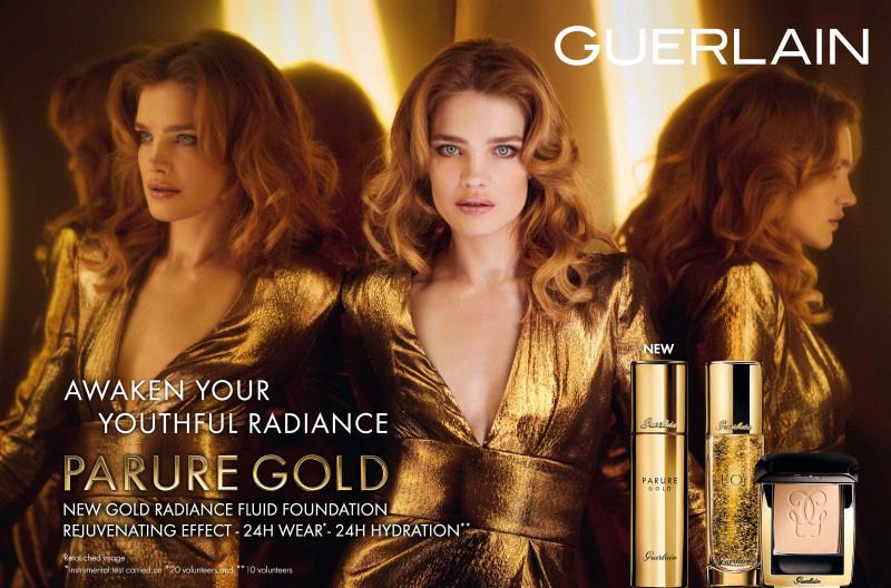 guerlain, parure gold, arany, 24 karát, fall 2019, rúzs és más
