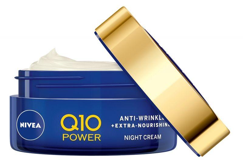 Nivea, Q10, Power plus, argán olaj, q10 koenzim, száraz, öregedő, rúzs és más, bőrápolás