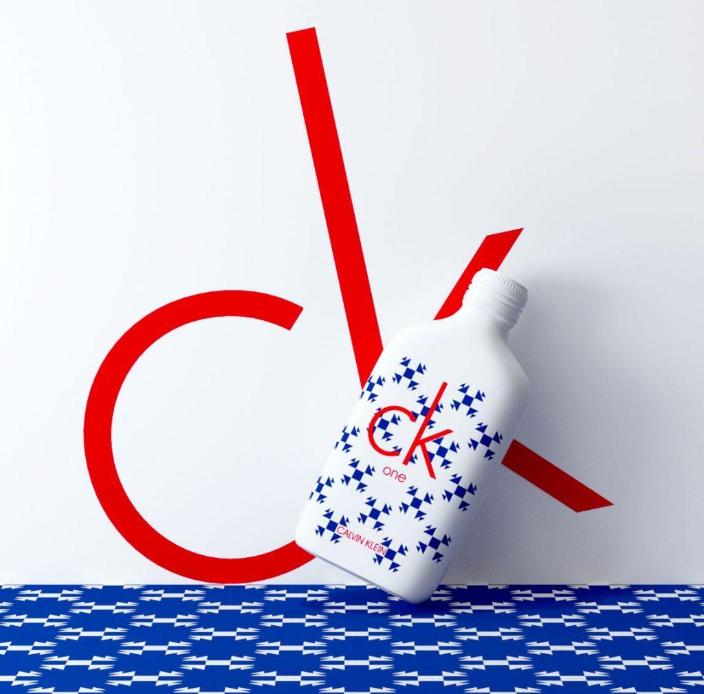 CK one, limited edition, collectors editon, patchwork, design, unisex, modern, uniszex, rúzs és más, illat, edt