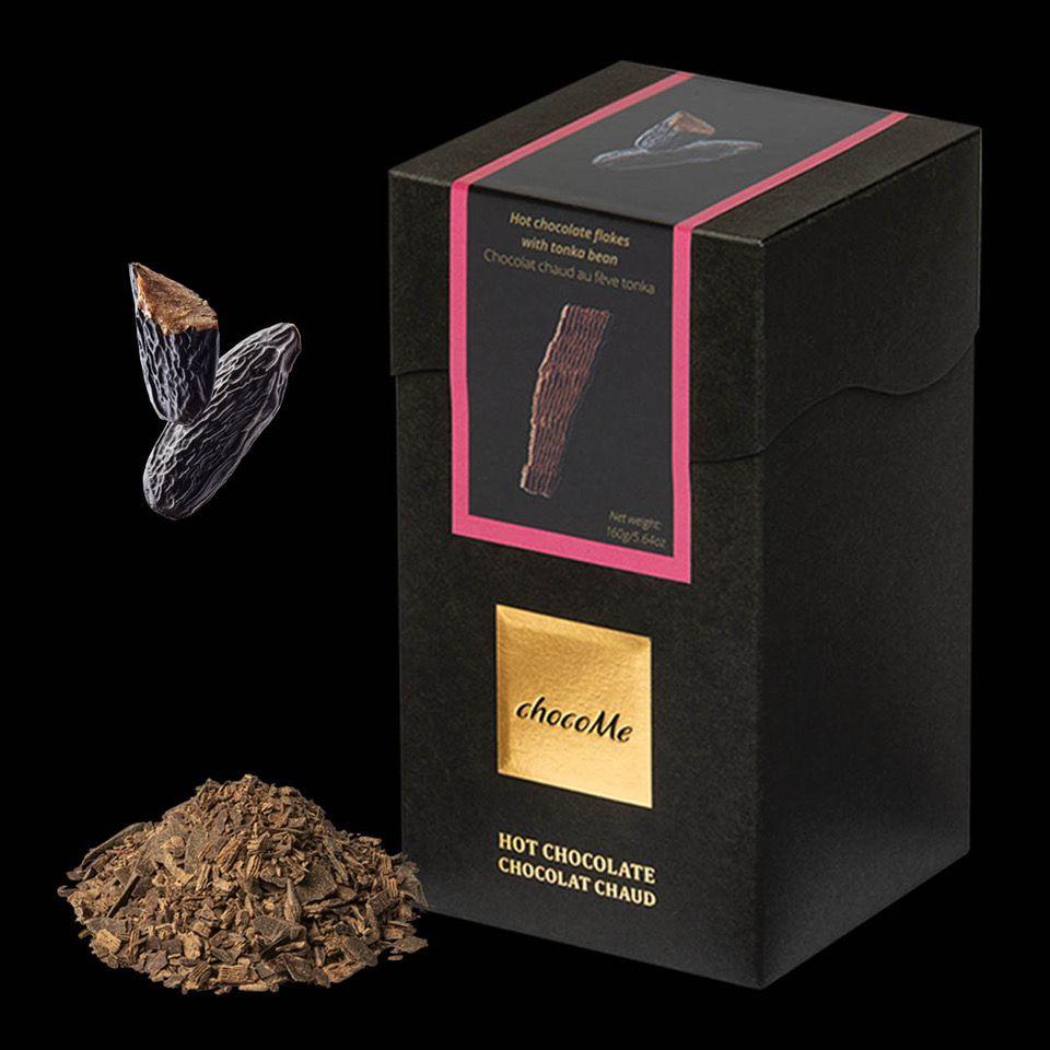 Chocome, tonkabab, forró csokoládé, csokoládé ital, valentin, valentin nap, ínyenc, édesség, rúzs és más