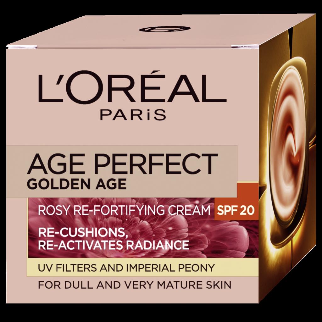 loreal paris, age perfect, classic, golden age, jane fonda, helen mirren, kortalan, aranykor, ezüstkor, érett bőr, idősödő bőr, pro-age, anti aging, rúzs és más