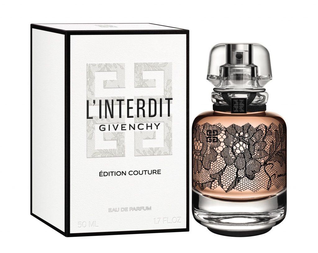 l'interdit, couture edition 2020, givenchy, edp, parfüm, illat, hairmist, hajpermet, limitált, calais, csipke, lace, rúzs és más