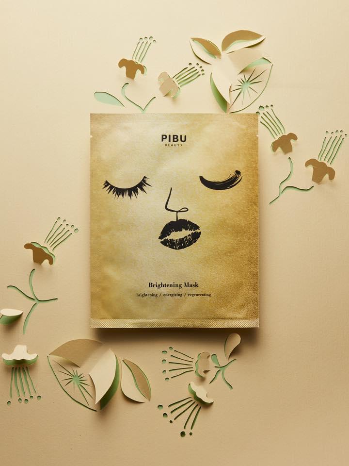pibu, maszk, fátyolmaszk, koreai, arcápolás, növényi, természetes, k-beauty, korea, rúzs és más, bőrápolás