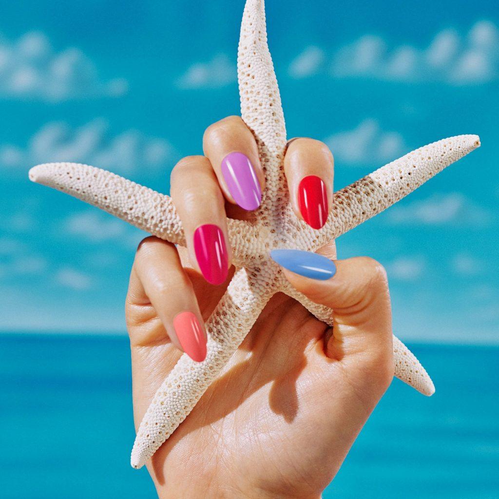 cnd, nauti, nautical, tengerparti, köröm, kollekció, vinylux, shellac, géllak, körömfestés, körömtrend, trend, rúzs és más