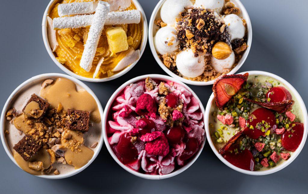 cloud9, fagylalt, fagyi, fagylatdesszertező, belcáros, születésnap, nyereményjáték, szavazás, gasztro, gasztronómia, édesség, rúzs és más